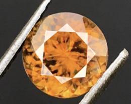 1.42 CT SPHENE DIAMOND LUSTER 100% NATURAL UNHEATED MINE  MADAGASCAR
