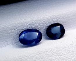 1.15CT BLUE SAPPHIRE HEAT BE BEST QUALITY GEMSTONE IIGC98