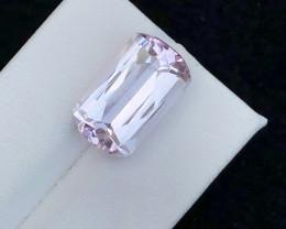 Beautiful Piece 11.95 Carat Natural Kunzite gemstone