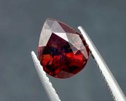 Natural Rhodolite 2.45 cts Sparkling Gemstone