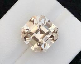 Perfect  Asscher Cut 20.15 Ct Natural Topaz gemstone