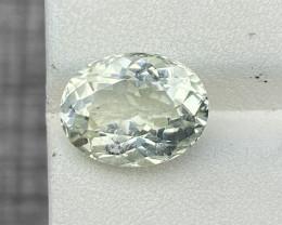 Natural Aquamarine 5.05 cts Sparkling Gemstone