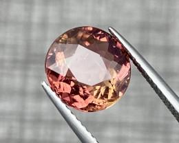 3.40 cts Natural Pink Tourmaline Good Quality Gemstone