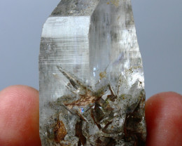 195 CTs Natural & Unheated~White Quartz Crystal