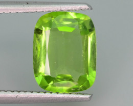 Top Grade 2.65 ct lovely Peridot Ring Size~Q