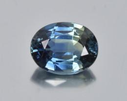 2.45 Cts  Fabulous Beautiful Natural Blue Sapphire