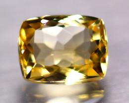 7.90ct Natural Yellow Citrine Octagon Cut Lot GW9420