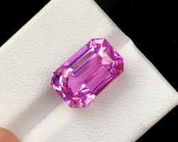 NR 10.30 cts Natural Pink Kunzite Gemstone
