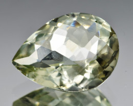 Natural Prasiolite 7.17  Cts Good Quality Gemstone