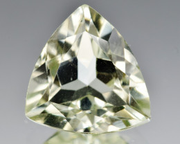 Natural Prasiolite 4.28  Cts Good Quality Gemstone