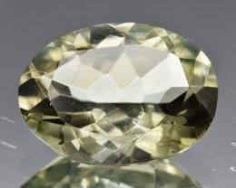 Natural Prasiolite 7.58 Cts Good Quality Gemstone