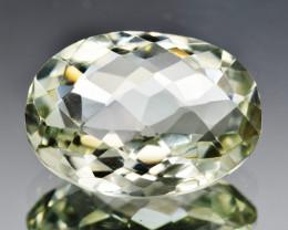 Natural Prasiolite 9.92  Cts Good Quality Gemstone