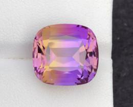 16.85Ct Natural Bi-Color Bolivian Ametrine