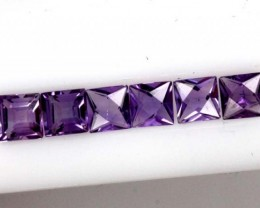 1.90 CTS  AMETHYST FACETED STONE  CG-1021