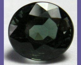 SPLENDID 1.38CT BLUEY GREEN OVAL TOURMALINE!