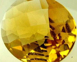 VVS  CITRINE DEEP RICH  COLOUR   5.85 CTS [S4887]