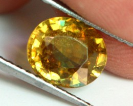 COLOURFUL SPHENE 1.80  CTS [S5040 ]