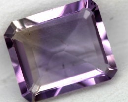 NATURAL AMETERINE FACETED STONE 2.75 CTS  TBG 259
