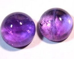 AMETHYST CABS (2PC) 9.20 CTS CG-1052