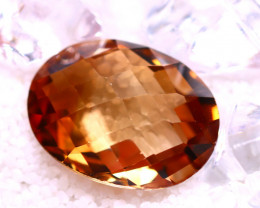 Whisky Topaz 10.13Ct Natural Imperial Whisky Topaz D0710/A46
