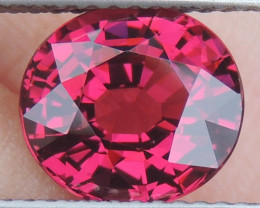 3.43cts Color Shift Garnet from  2021 Mozambique Find
