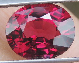 6.35cts Color Shift Garnet from  2021 Mozambique Find