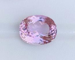 12.90 ct Natural Pink Kunzite