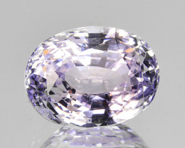 4.08 Cts BEAUTIFUL NATURAL WHITE SPINEL OVAL SRILANKA GEM