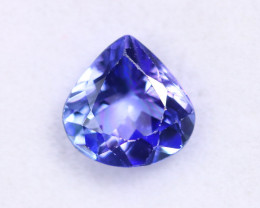 1.01cts Natural Tanzanite Gemstone / ZSKL1446