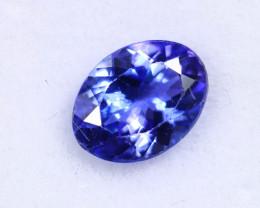 1.04cts Natural Tanzanite Gemstone / ZSKL1450