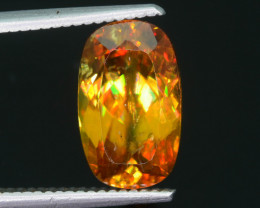 Tanzanian Mined 4.75 ct Imperial Sphene Class Color Spectrum KS