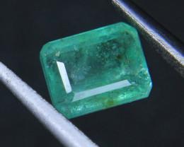 1.11ct Emerald No Reserve