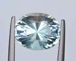 Flawless NO Treat 4.44Ct Feldspar Unusual Precision Gemstone