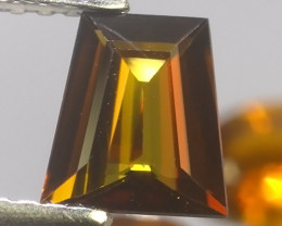 3.20 CTS AWESOME NATURAL YELLOW TOURMALINE EXCELLENT GEM!!