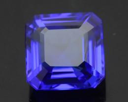 AAA Grade Tanzanite 3.25 ct Attractive Blue Hue SKU-40