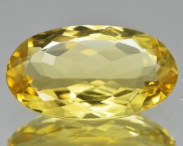 Natural Lemon Quartz 6.00 Cts Gemstone