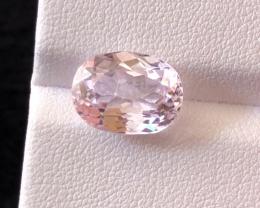 5.50 carats, Natural Pink  Kunzite