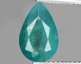 Grandidierite 2.11 Cts Bluish Green Natural Gemstone