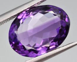 Natural Amethyst 6.84 Cts, Good Quality Gemstone