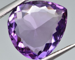 Natural Amethyst 6.70  Cts, Good Quality Gemstone