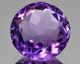 Natural Amethyst 6.19 Cts, Good Quality Gemstone