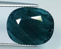 8.96 ct Top Grade Gem Stunning Oval Cut Natural Grandidierite