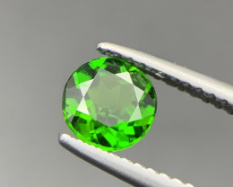 0.80 Ct Unheated Excellent Chrome Diopside Gemstone. Cd-599