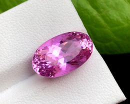 NR - 8.65 cts Natural Pink Kunzite Gemstone