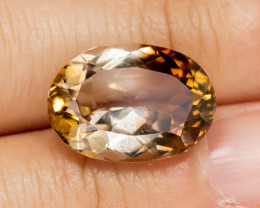 15.50ct Natural Lab Certified Topaz