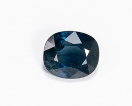 3.23ct  Natural Lab Certified Blue Sapphire