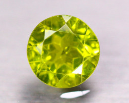 2.83ct Natural Green Peridot Round Cut Lot GW9488