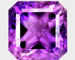 70.12 Cts Sparkling  Amethyst Brilliant Color and Cut ~ AM3