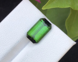 Top Grade 3.60 ct lovely Tourmaline Ring Size~T