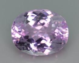 Top Grade & Cut 8.85 ct Light Pink Kunzite